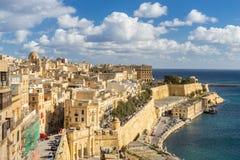 Valletta Malta Stock Photos