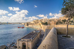 Valletta Malta Royalty Free Stock Images