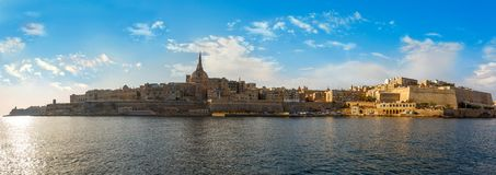 Valletta Malta 2013 Royalty Free Stock Images