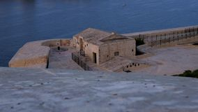 Valletta stock video footage