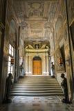 Valletta, Malta 31 Oktober 2015: Het paleis van Grandmaster Royalty-vrije Stock Fotografie