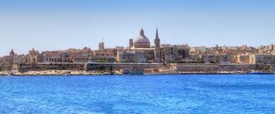Valletta, Malte Photographie stock