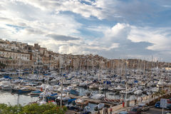Valletta Marina View Royalty Free Stock Images