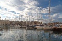 Valletta Marina View Stock Images