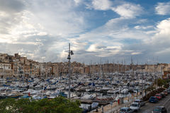 Valletta Marina View Royalty Free Stock Photos