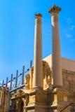 Valletta Opera House Ruins Stock Images