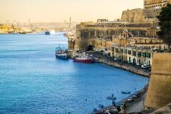 Valletta Outskirts Stock Photo