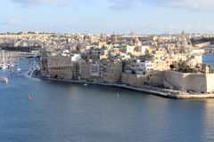 Valletta, Panoramic View, Capital City, Republic of Malta. 4 Stock Photos