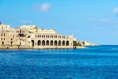 Valletta skyline Stock Photography