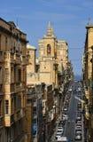 Valletta skyline, Malta Royalty Free Stock Image