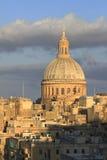 Valletta skyline, Malta Stock Photo