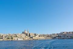 Valletta Sliema Ferries Royalty Free Stock Photography