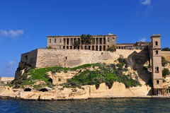 Valletta, três cidades Foto de Stock