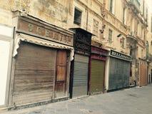 Vallettastad Stock Foto's
