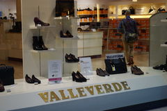 Valleverde store Royalty Free Stock Photos
