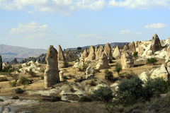 Valley, Cappadocia, Turkey Royalty Free Stock Image