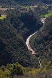 Valley Creek Morocco. Valley Creek from High Atlas Mountain royalty free stock photos