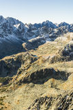 Valley - Dolina Starolesna (Velka Studena dolina) Royalty Free Stock Images