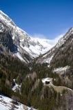 Valley Dorfer, East Tyrol, Austria Stock Images