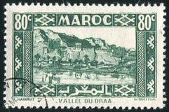 Valley of Draa royalty free stock photo