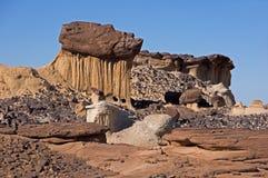 Valley of Dreams, New Mexico, USA Stock Photos