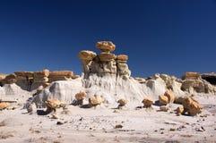 Valley of Dreams, New Mexico, USA Royalty Free Stock Photo