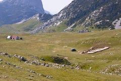 Valley in Durmitor - Montenegro Stock Images