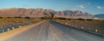 Valley of Evrona nature reserve, Eilat, Israel Stock Photos