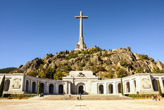 Valley of the Fallen   Royalty Free Stock Photography
