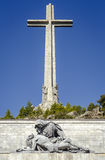 Valley of the Fallen, Madrid Stock Photography
