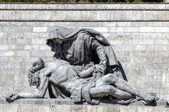 Valley of the Fallen, Madrid Stock Image