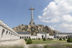 Valley of the Fallen, Madrid, Spain Stock Photography