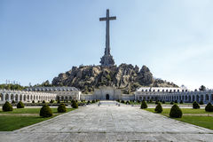 Valley of the Fallen, Madrid Stock Photos