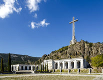 Valley of the Fallen, Madrid Stock Images