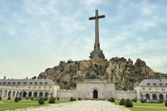 Valley of the Fallen (Valle de los Caidos) Royalty Free Stock Photos