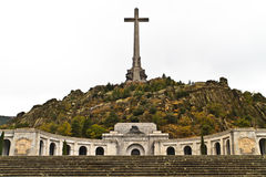 Valley of the Fallen (Valle de los Caidos) Stock Image