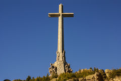 Valley of the Fallen (Valle de los Caidos) Madrid, spain Royalty Free Stock Images