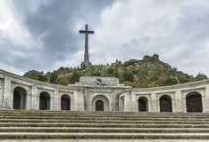 Valley of the Fallen (Valle de los Caidos), Madrid, Spain Stock Images