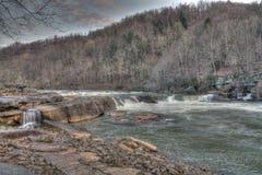 Valley Falls Royalty Free Stock Photo