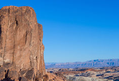 The Valley of Fire Royalty Free Stock Image