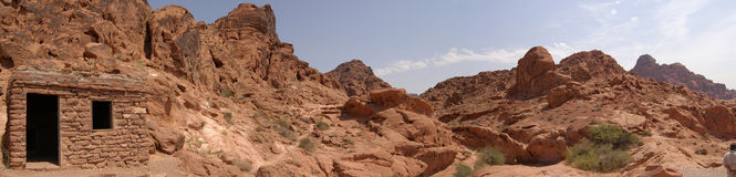 Valley of fire 3 royalty free stock image