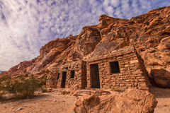 Valley of fire The Cabin Stock Photography