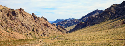 Valley of Fire Mountains Royalty Free Stock Photography