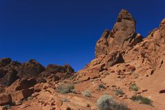 Valley of Fire National Park Stock Photography