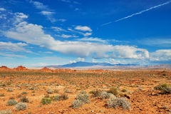 Valley of the Fire national park, Nevada, USA Stock Photos