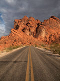 Valley of Fire Nevada Stock Photos