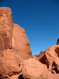Valley of Fire, Nevada Royalty Free Stock Photography
