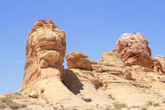 Valley of Fire, Nevada Stock Images