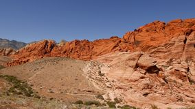 Valley of Fire, Nevada in 4k. Video clip stock video