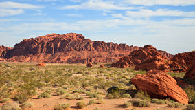 The Valley Of Fire Park royalty free stock photo